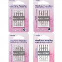Hemline Ball Point Machine Needles Various Styles And Types
