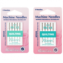 Hemline Quilting Machine Needles Various Styles And Types