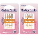 Hemline Topstitch Sewing Machine Needles Klasse