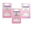 Hemline Quilting/Betweens Hand Sewing Needles In Various Sizes