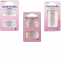 Hemline Darners Hand Sewing Needles In Various Sizes