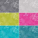Sun Prints Abstract Flowers Garden 100% Cotton Patchwork Fabric (Makower)