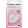Hemline Needle Case Magnetic Hand & Machine Threader Sewing