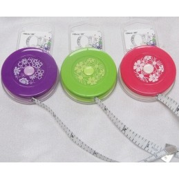 Floral Spring/Summer Tape Measure