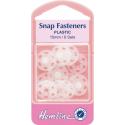 Hemline Sew On Snap Press Fasteners Duvet Quilt 15mm & 21mm