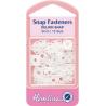 Hemline Sew On Snap Fasteners 9mm: Derlin Quilts Duvets