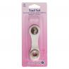 Hemline Eyelet Tool Set 10.5mm Clamp & Hole Punch Tool