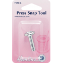 Hemline Fashion Snap Tool Press Snap