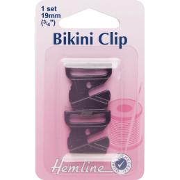 Hemline 1 Clip Set 19mm