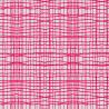 Stitch Check Lines Squares 100% Cotton Patchwork Fabric (Inprint)