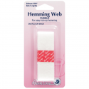 Hemline Hemming Web: Fusible - 4m x 22mm