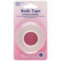 Hemline 3m x 25mm Body Tape Hypoallergenic Toupee Bra