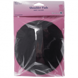 Hemline 1 Pair Raglan Shoulder Pads For Shirt / Blouse Medium Large