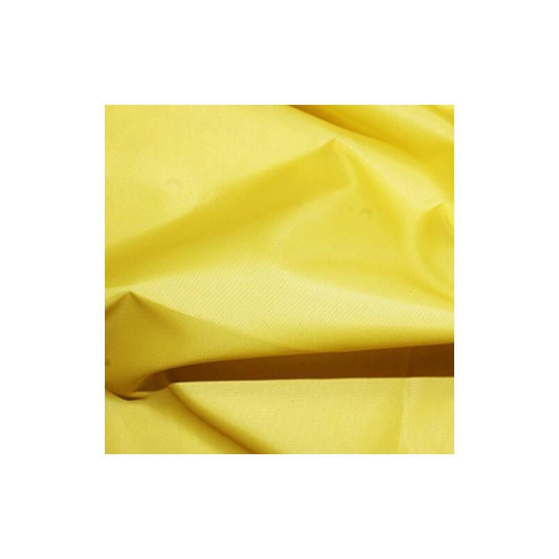 Flo Yellow  2oz Ripstop Fabric Plain Lightweight Waterproof