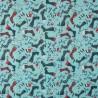Polycotton Fabric Christmas Stockings Surprise Xmas Festive