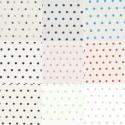 3mm Fashion Dotty Spots Polka Dots Polycotton Fabric (B)