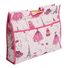 Fashion Week Classic Sewing Knitting Craft Bag