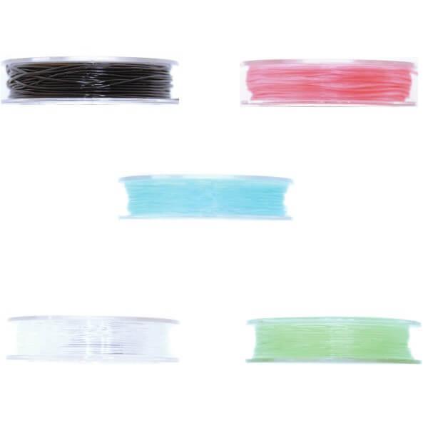 The Craft Factory Nylon Thread 5m x 0.5m Jewellery Making