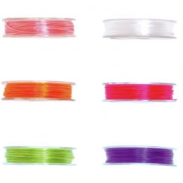 The Craft Factory Spandex Elastic 5m x 0.4m Jewellery Making
