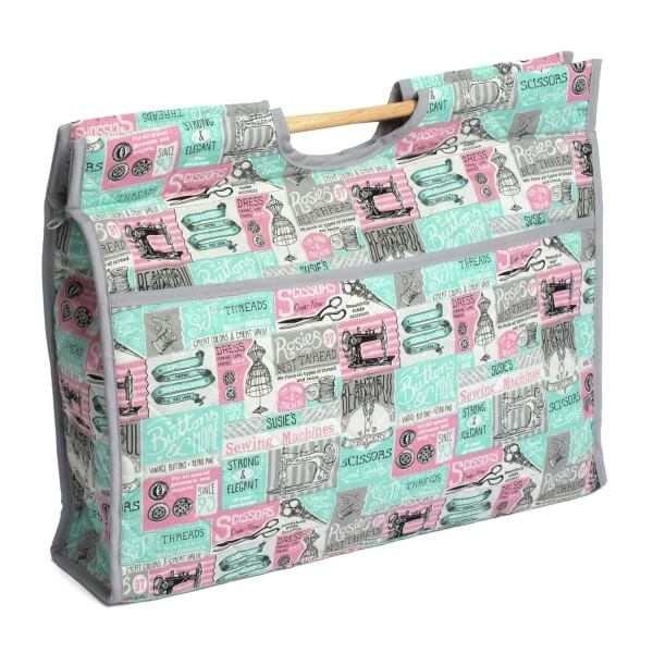 Sewing Notions Squares Dressmaking Classic Sewing Knitting Craft Bag