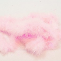 4mm Marabou Feather Trim Dress Costumes Gifts Craft Decoration Trimits