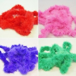 4mm Marabou Swansdown Feather Trim Dress Costumes Gifts Craft Decoration Trimits
