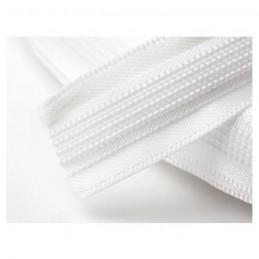 Hemline 1m x 15mm Satin Covered Polyester Boning