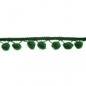 2, 5, 10 Metre 20mm Pom Pom Trim Craft Decoration Christmas