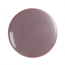 Pack of 6 Hemline Glossy Flat Shank Back Craft Clothing Buttons 16.25mm