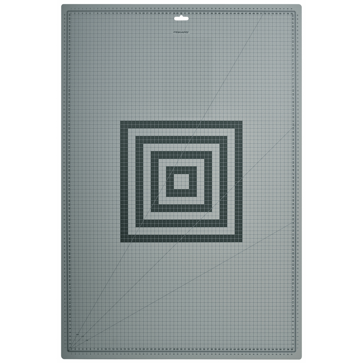 Fiskars Double Sided Extra Large Cutting Mat 24 x 36 Inches / 60 x 91cm A1 Size