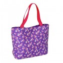 Bicycle Collection Tote Shopper Knitting Wool And Accessories Craft Bag