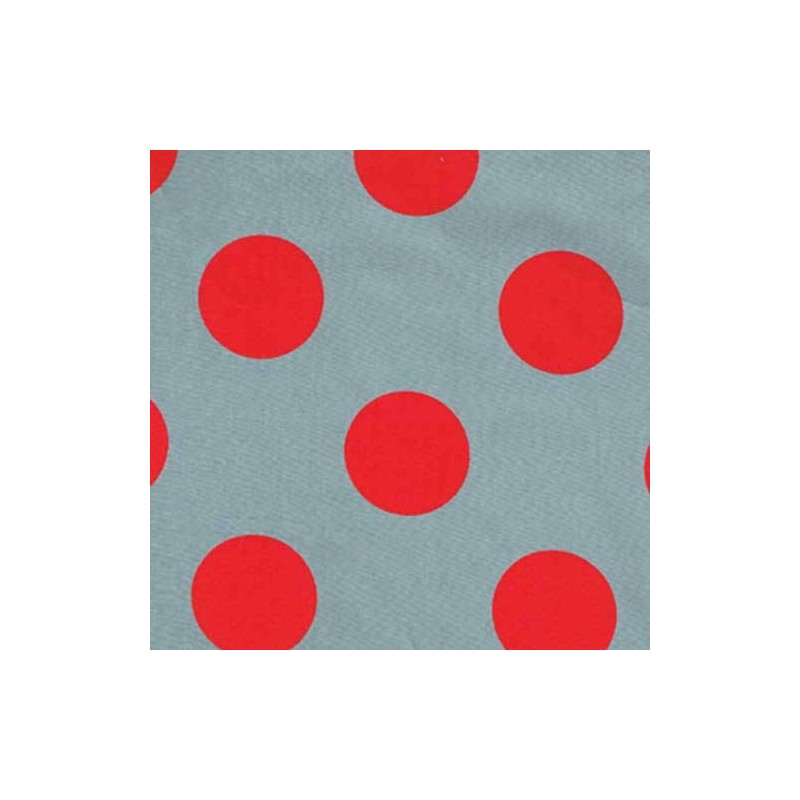 50 mm Colurful Polka Dot Spots 100% Cotton Fabric