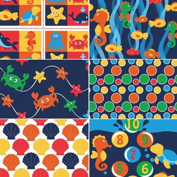 Fish Squares