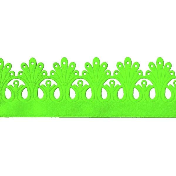 10m Neon Spotty Dot Fluorescent Berisfords Essential Ribbon Craft 16mm x 2m 5m