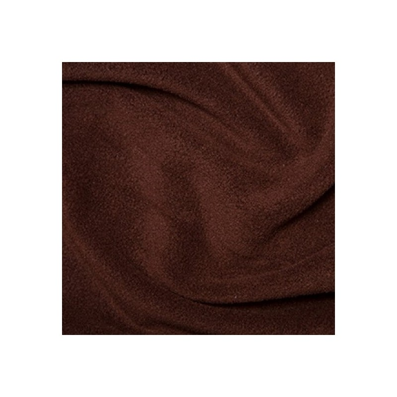 Anti Pil Polar Fleece Brown