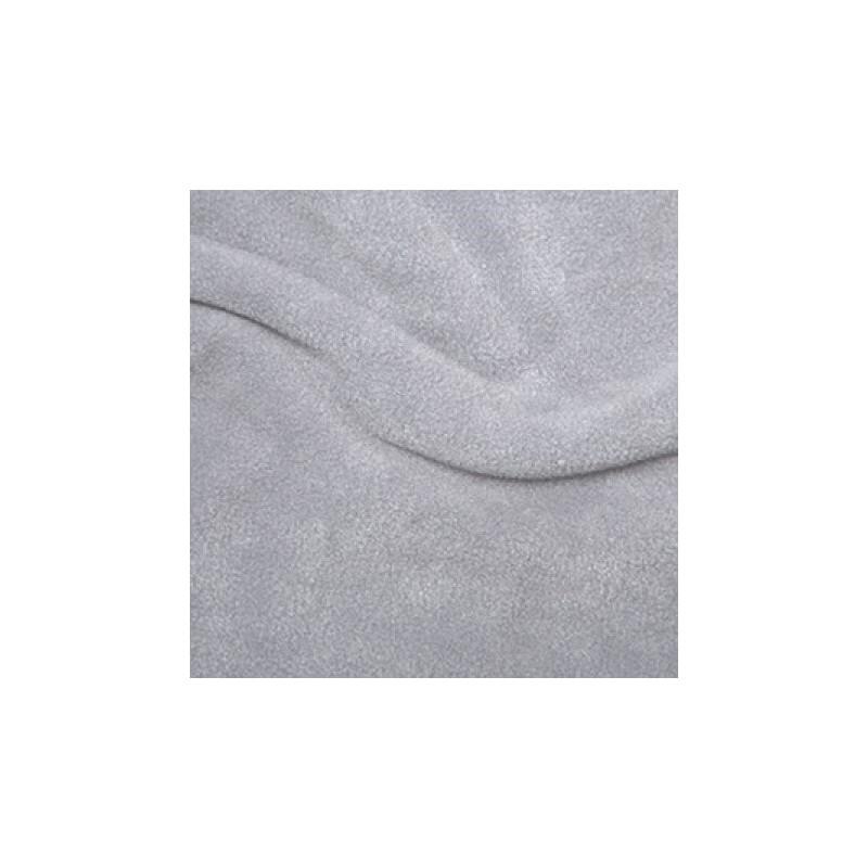 Anti Pil Polar Fleece Silver