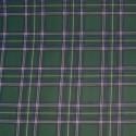 Scottish Style Red & Green Tartans Polycotton Fabric