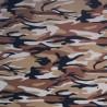 Polycotton Fabric Military Camouflage Army Urban