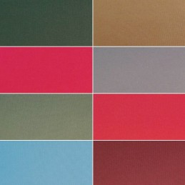 Plain Coloured Scuba 95% Polyester 5% Spandex Knit Dress Fabric