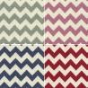 8mm Chevrons Stripes Lines Linen Look Cotton Fabric Patchwork