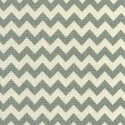 Green 8mm Chevrons Stripes Lines Linen Look Cotton Fabric Patchwork
