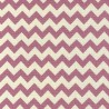 Sale Cotton Linen Look Fabric 8mm Chevrons Stripes Lines Cushion Upholstery