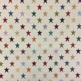 New World Starry Sky Tapestry 80% Cotton 20% Polyester Fabric 140cm Wide
