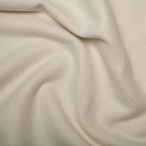 Bump Curtain Interlining Plain Coloured 100% Cotton Fabric