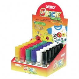 Leeho Slick Style Machine Washable Non Toxic Fabric Paint Pens