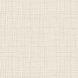 Cream 100% Cotton Fabric Makower Linea Tonal