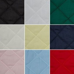 Quilted Polycotton Fabric