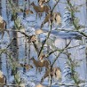 Realtree Deer In The Snowy Mountains 100% Cotton Patchwork Fabric (Nutex)