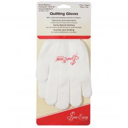 Sew Easy Premium Quilting Gloves in Small/Medium or Medium/Large
