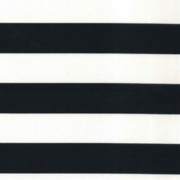 40mm Stripes Lines P.U Coated Water Repellent Canvas 100% Polyester Fabric